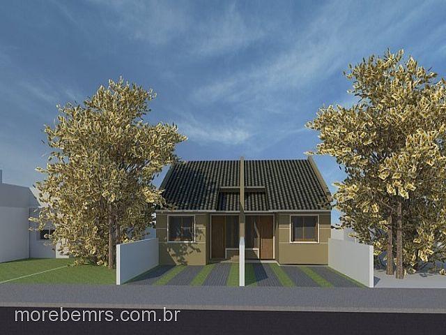 Casa 2 Dorm, Parque da Matriz, Cachoeirinha (195033) - Foto 10