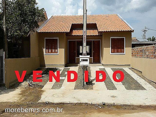 Casa 2 Dorm, Parque da Matriz, Cachoeirinha (195036)