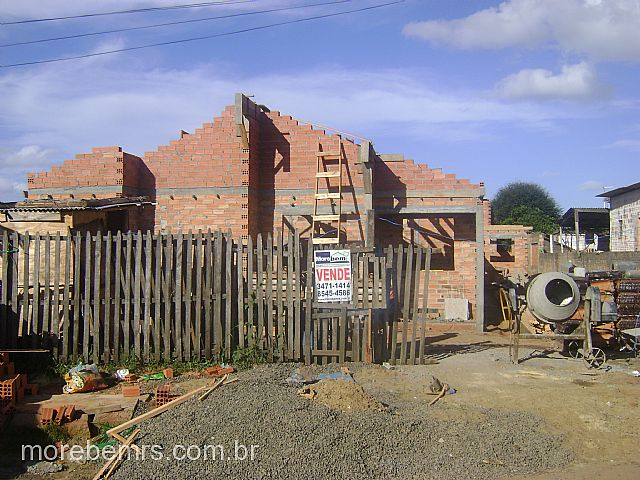 More Bem Imóveis - Casa 2 Dorm, Bethania (252072)