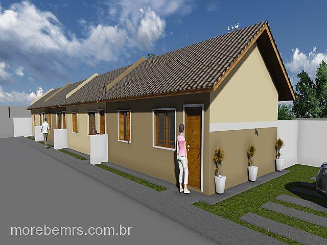Casa 2 Dorm, Bethania, Cachoeirinha (252968)