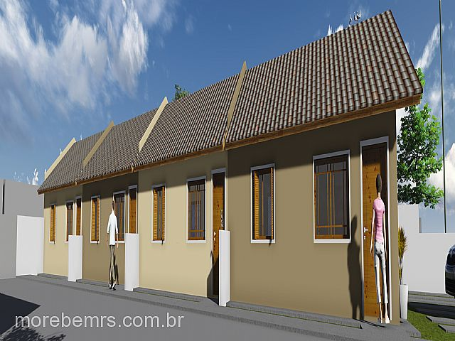 Casa 2 Dorm, Bethania, Cachoeirinha (252968) - Foto 6