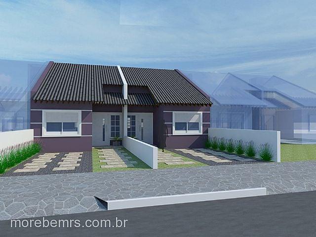 Casa 2 Dorm, Morada do Bosque, Cachoeirinha (253367) - Foto 8