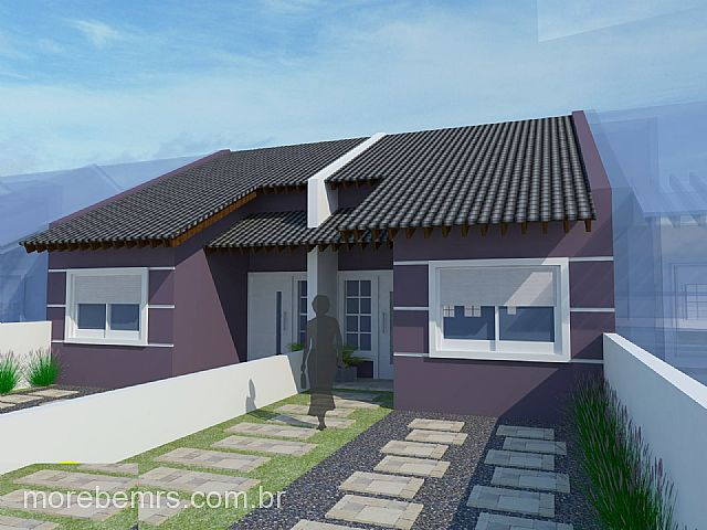 Casa 2 Dorm, Morada do Bosque, Cachoeirinha (253367) - Foto 7