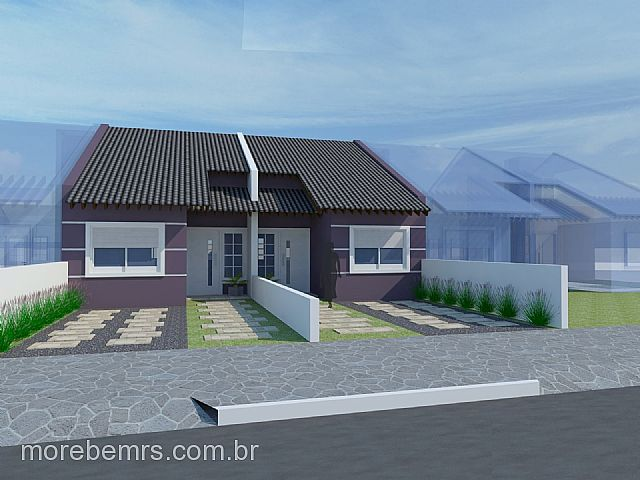 Casa 2 Dorm, Morada do Bosque, Cachoeirinha (253393) - Foto 8