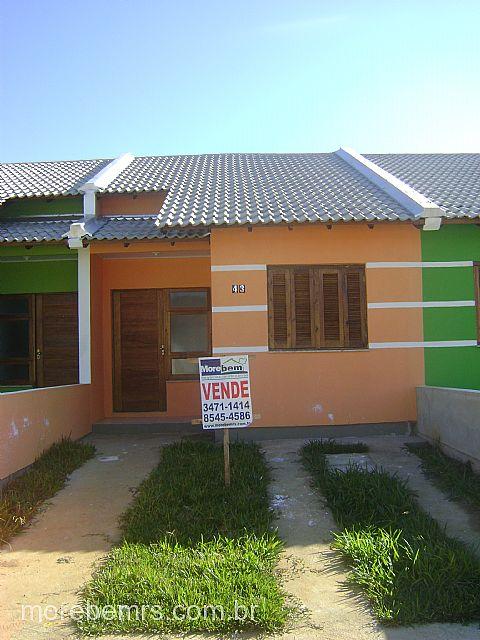 Casa 2 Dorm, Morada do Bosque, Cachoeirinha (253393)