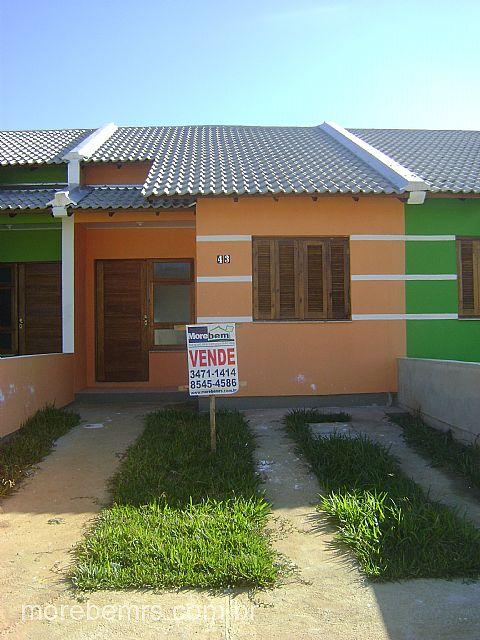 Casa 2 Dorm, Morada do Bosque, Cachoeirinha (253393) - Foto 2