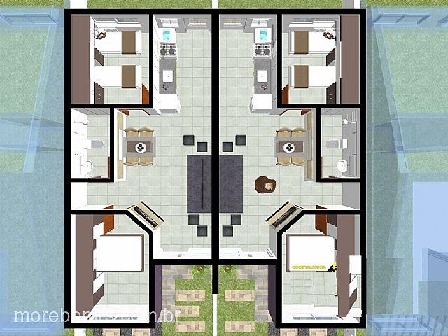 More Bem Imóveis - Casa 2 Dorm, Morada do Bosque - Foto 4