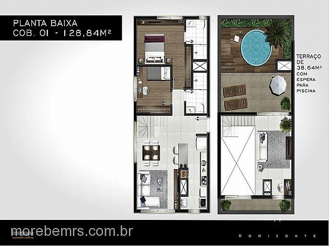Apto 2 Dorm, Jd Itu Sabará, Porto Alegre (259357)