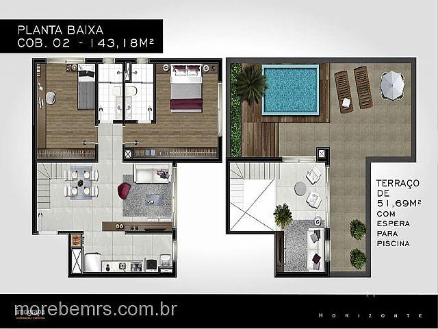 Apto 2 Dorm, Jd Itu Sabará, Porto Alegre (259357) - Foto 6