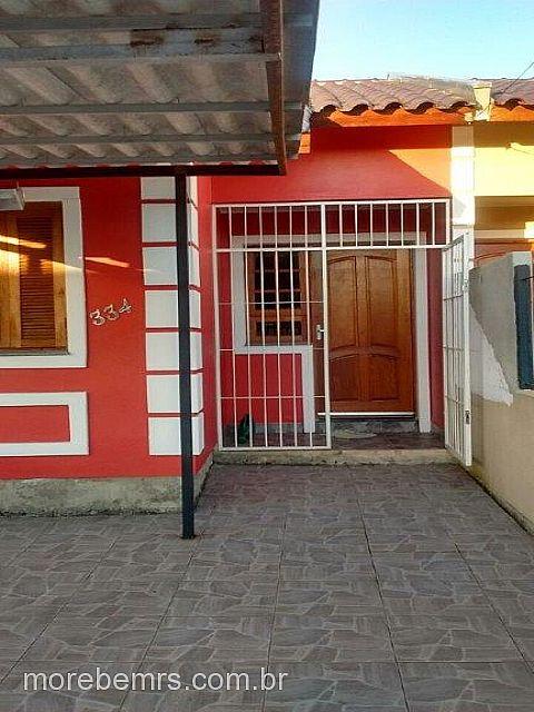 More Bem Imóveis - Casa 2 Dorm, Morada do Bosque