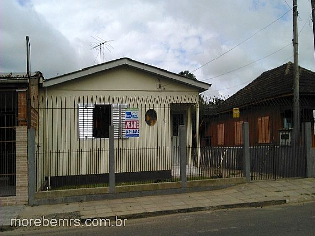 More Bem Imóveis - Casa 3 Dorm, Vila Regina