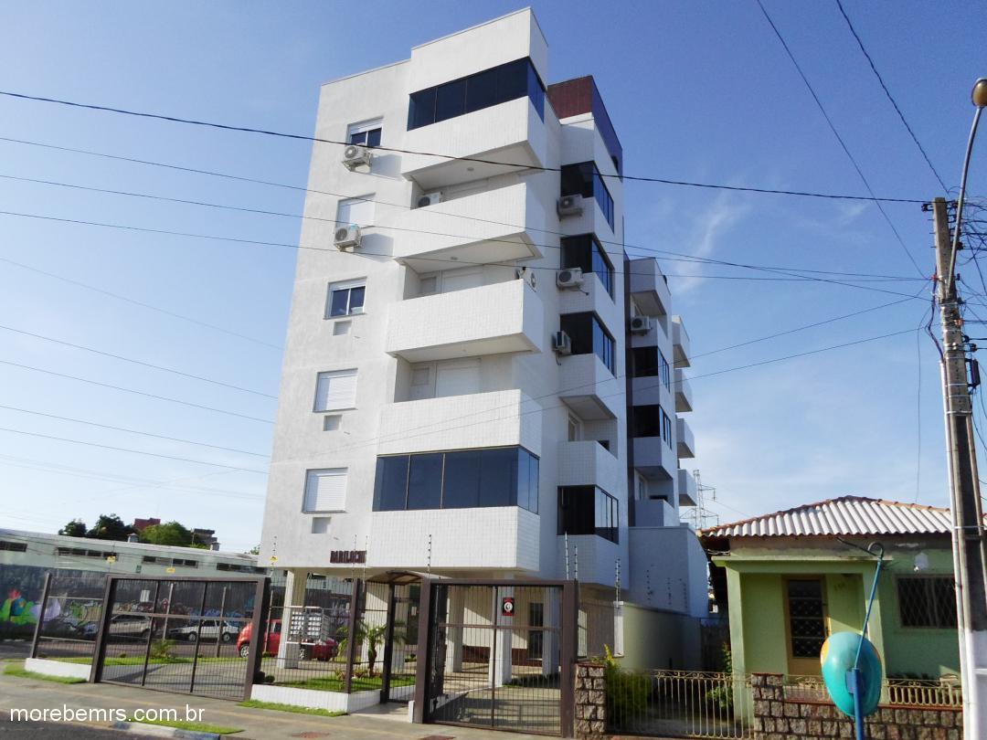 Apto 2 Dorm, Santo Angelo, Cachoeirinha (313901)