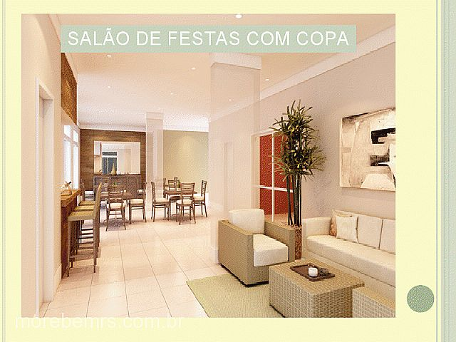 More Bem Imóveis - Apto 2 Dorm, Vila Ipiranga - Foto 3