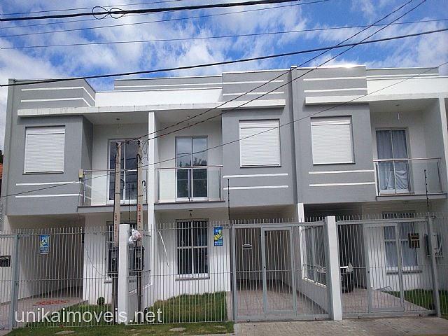 Unika Imóveis - Casa 3 Dorm, Fatima, Canoas