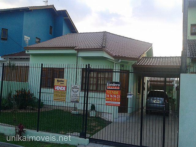 Unika Imóveis - Casa 4 Dorm, Bela Vista, Canoas