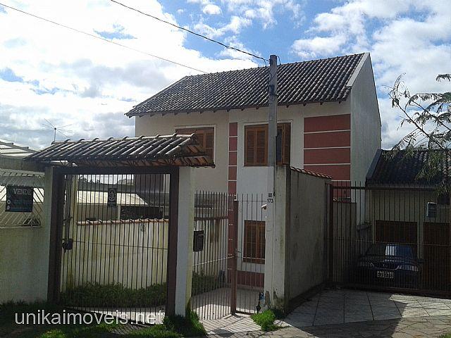 Unika Imóveis - Casa 2 Dorm, Planalto Canoense