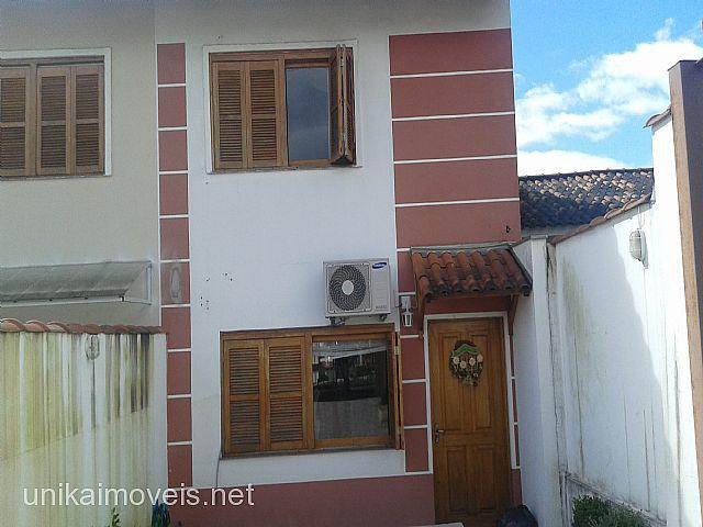 Unika Imóveis - Casa 2 Dorm, Planalto Canoense - Foto 3
