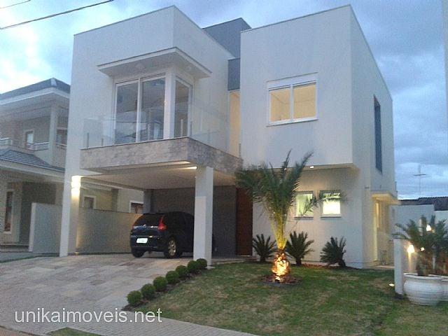 Im�vel: Unika Im�veis - Casa 3 Dorm, Marechal Rondon