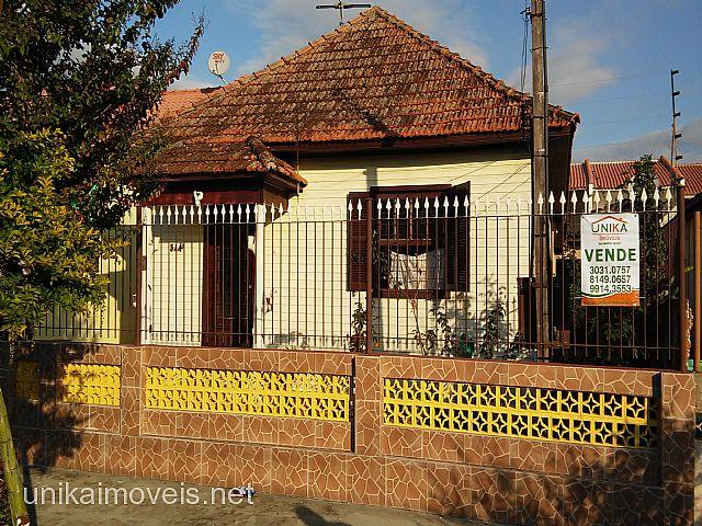 Casa 2 Dorm, Fatima, Canoas (252728)