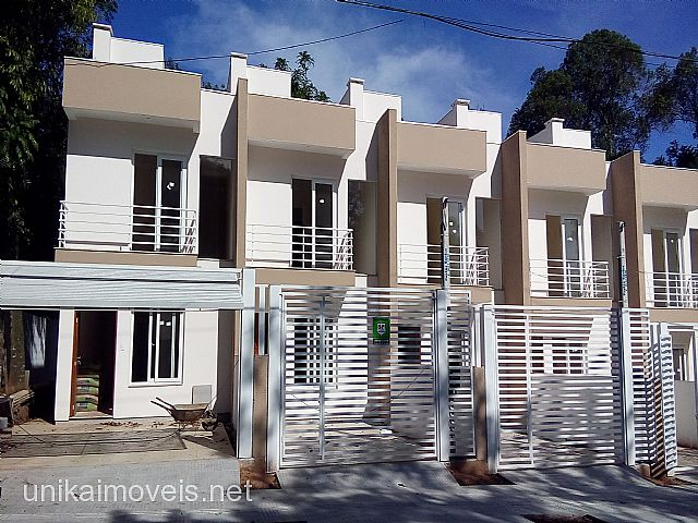 Casa 2 Dorm, Olaria, Canoas (266272)