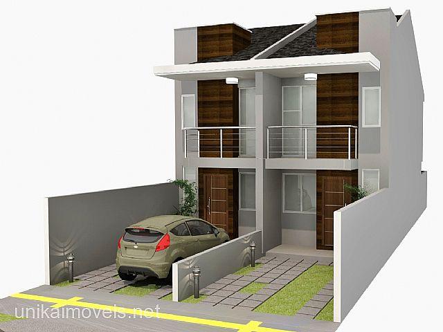 Unika Imóveis - Casa 2 Dorm, Morada das Acacias - Foto 10