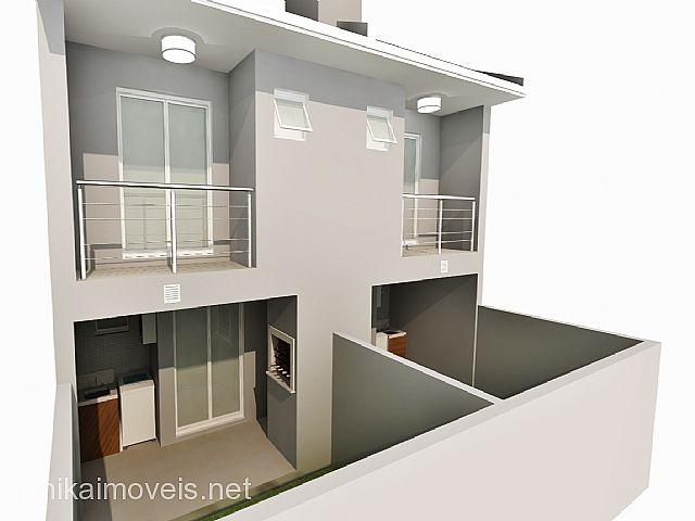 Unika Imóveis - Casa 2 Dorm, Morada das Acacias - Foto 9