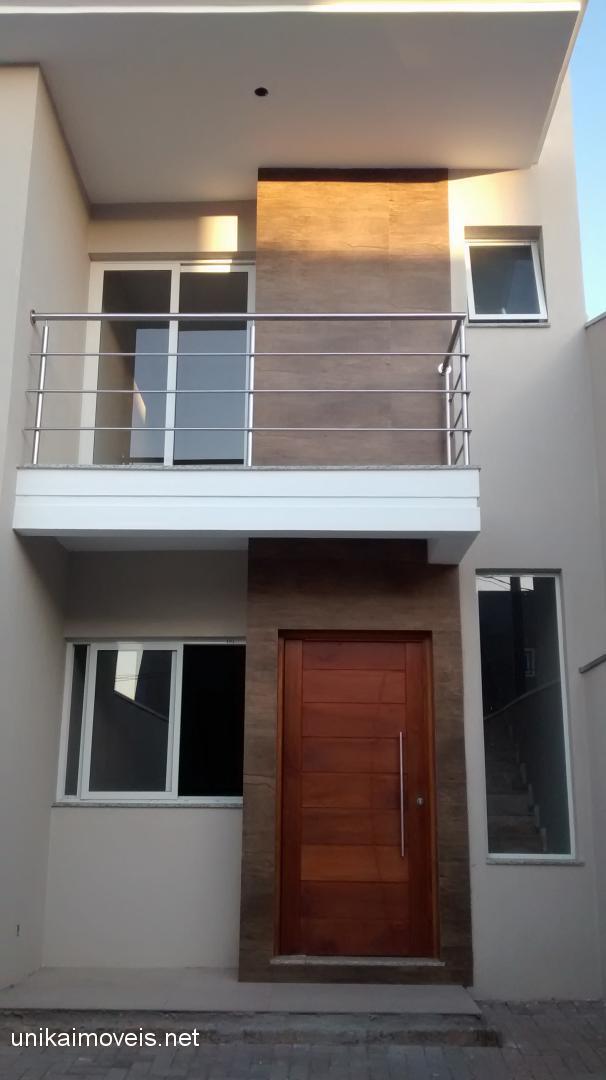 Unika Imóveis - Casa 2 Dorm, Morada das Acacias