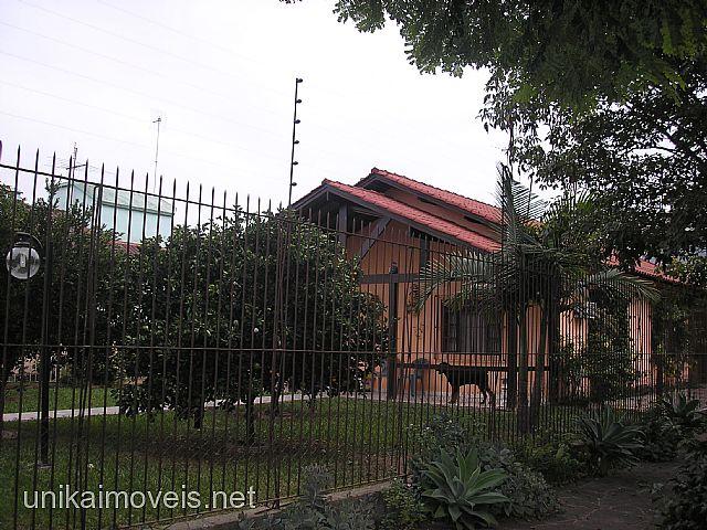 Unika Imóveis - Casa 2 Dorm, Bela Vista, Canoas