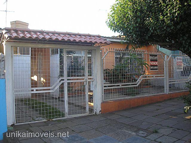 Unika Imóveis - Casa 2 Dorm, Vila Ideal, Canoas