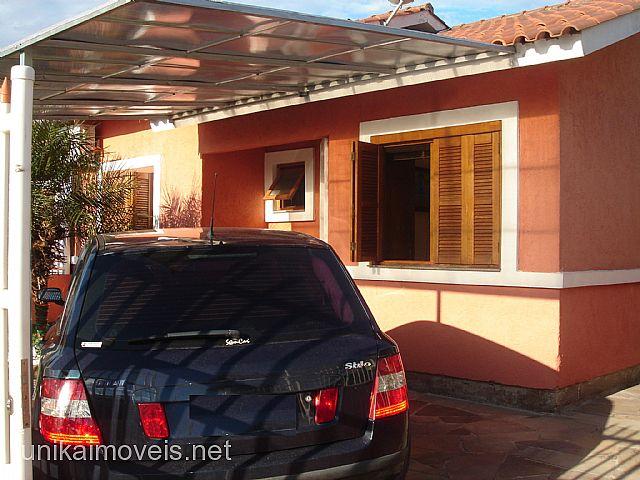 Unika Imóveis - Casa 3 Dorm, Ozanan, Canoas