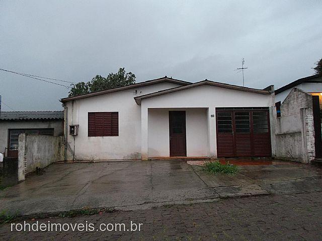 Casa 2 Dorm, Fátima, Cachoeira do Sul (101055)