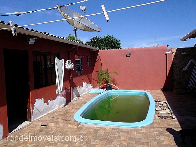 Rohde Imóveis - Casa 3 Dorm, Scopel (102800) - Foto 2