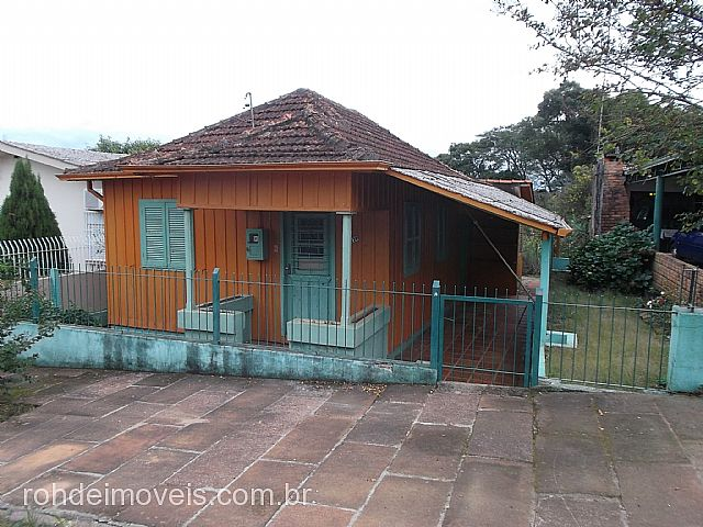 Casa 2 Dorm, Santa Helena, Cachoeira do Sul (103367)