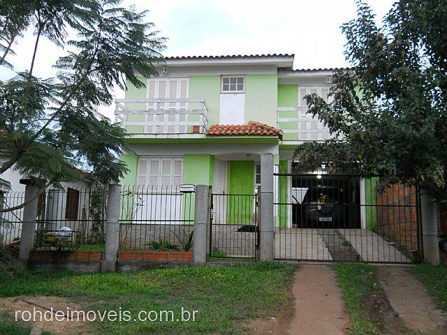 Casa 4 Dorm, Barcelos, Cachoeira do Sul (104372)