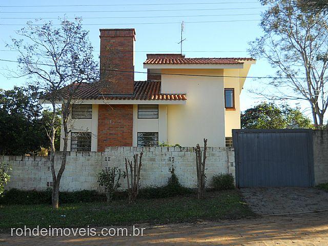 Casa 2 Dorm, Caixa Dágua (ferreira), Cachoeira do Sul (107135)