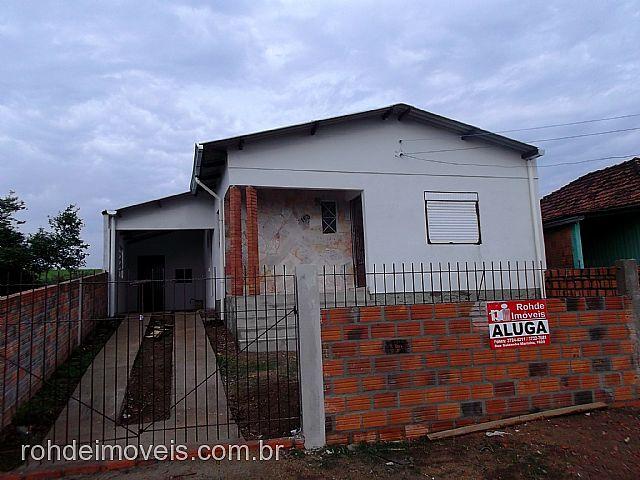 Casa 3 Dorm, Ponche Verde, Cachoeira do Sul (107784)