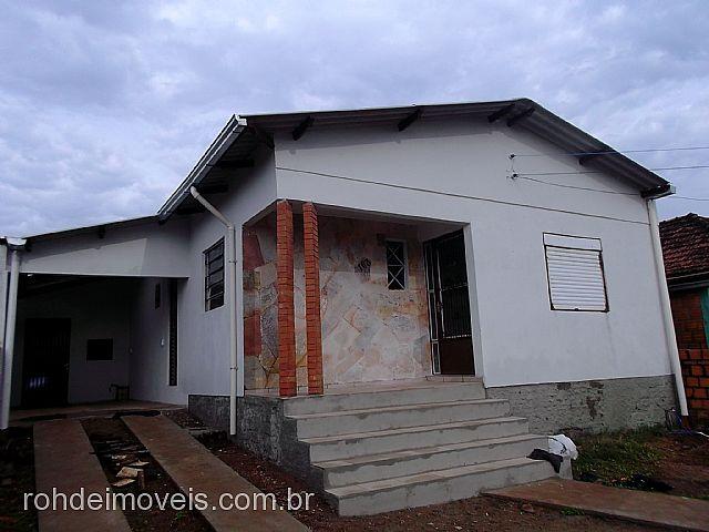 Casa 3 Dorm, Ponche Verde, Cachoeira do Sul (107784) - Foto 2