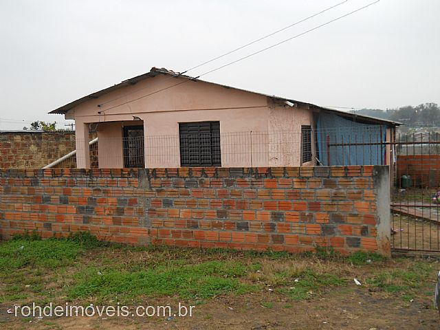 Casa 2 Dorm, Funcap, Cachoeira do Sul (107798) - Foto 2