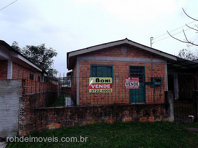 Casa 3 Dorm, Funcap, Cachoeira do Sul (107902)