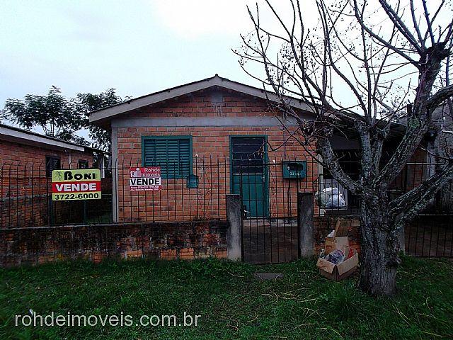 Casa 3 Dorm, Funcap, Cachoeira do Sul (107902) - Foto 3