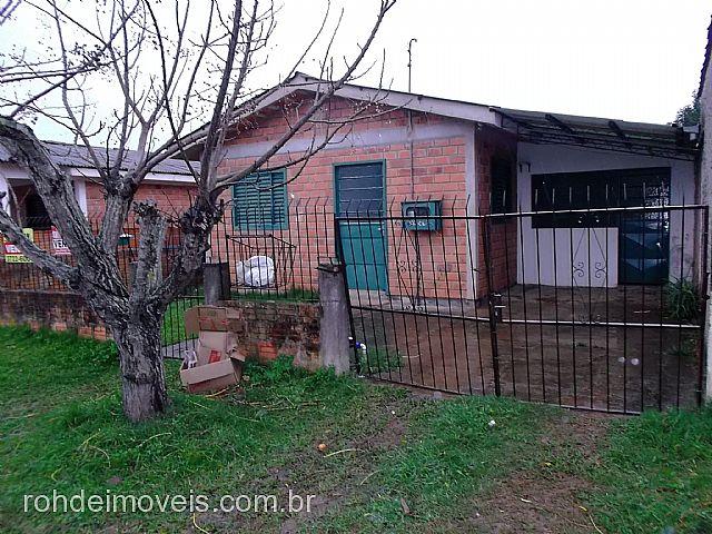 Casa 3 Dorm, Funcap, Cachoeira do Sul (107902) - Foto 2