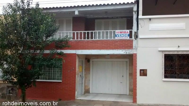 Rohde Imóveis - Casa 2 Dorm, Centro (108330) - Foto 1