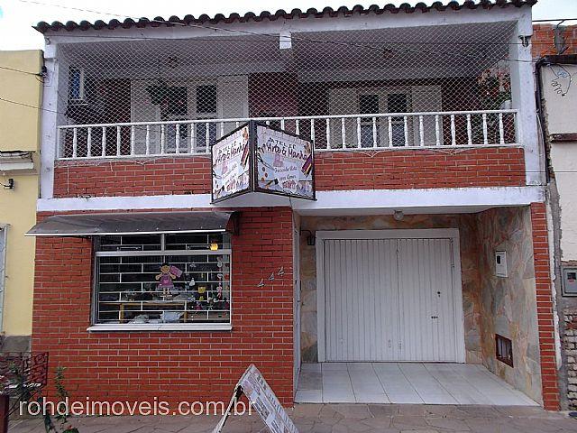 Rohde Imóveis - Casa 2 Dorm, Centro (108330)