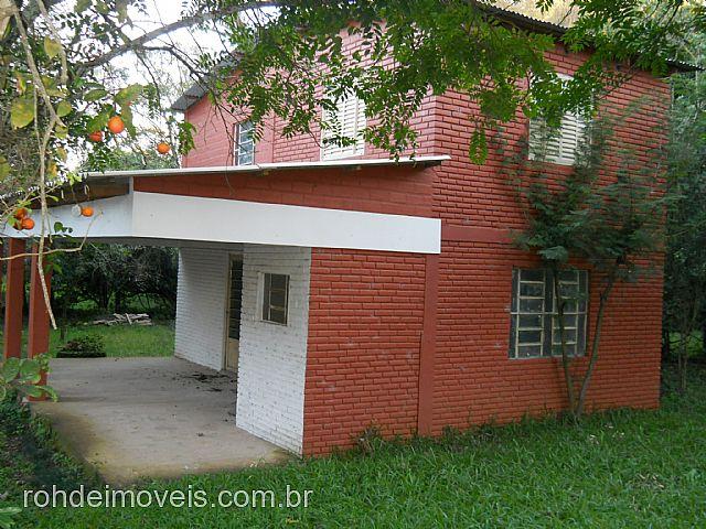 Casa 4 Dorm, São Lourenço, Cachoeira do Sul (108824)