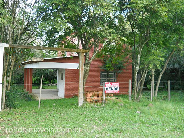 Casa 4 Dorm, São Lourenço, Cachoeira do Sul (108824) - Foto 2