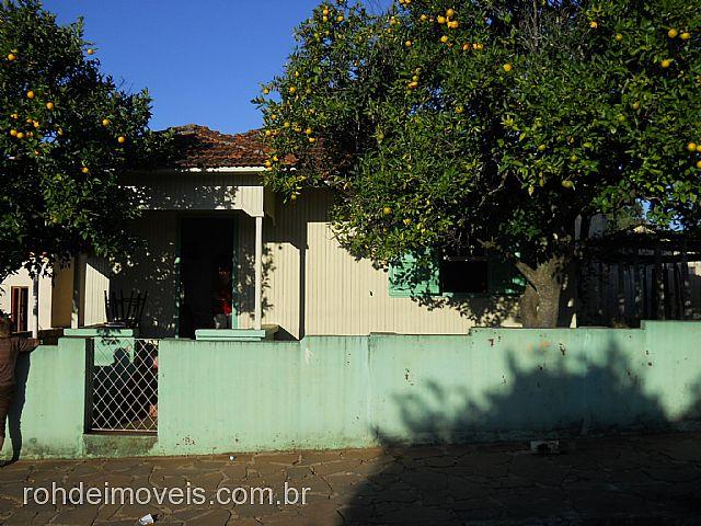 Casa 2 Dorm, Oliveira, Cachoeira do Sul (111345)