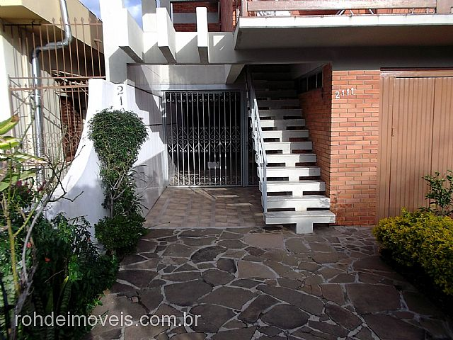 Rohde Imóveis - Casa 2 Dorm, Santo Antônio