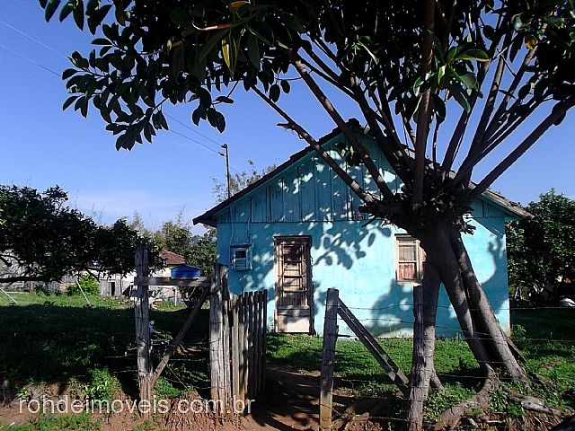 Rohde Imóveis - Casa 2 Dorm, Cachoeira do Sul