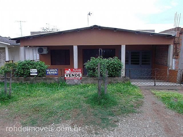 Rohde Imóveis - Casa 2 Dorm, Oliveira (117633)