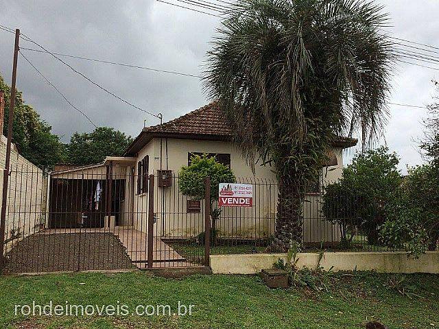 Casa 2 Dorm, Tupinambá, Cachoeira do Sul (119396)